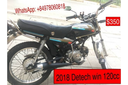 2018 Espero Detech win 120cc for sale