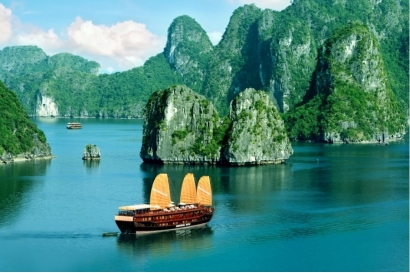 VIDEO MAP TOURIST VIET NAM