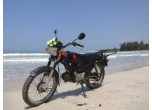 HONDA WIN - EQUIPMENT FOR 2 PERSONS- EXTRAS...