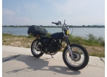 Suzuki gn250 custom