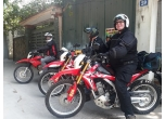 BRAND NEW HONDA XR 150CC FOR RENT IN HANOI AND HO CHI MINH CITY(31 phuc tan,hoan kiem,hanoi)