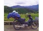 Honda Wave semi automatic motorbike