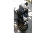 Suzuki Hayate, 125cc full automatic, 9,5...