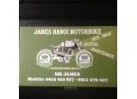 JAME HANOI MOTORBIKE