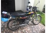 Almost brand new Motorbike