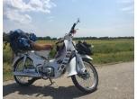 2 x Honda Cubs - Restored