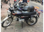 HONDA WIN X2 and YAMAHA 125 auto