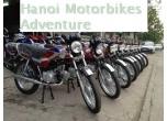 HOT...RENTAL MOTORBIKES FROM HANOI RETURN...