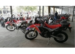 motorbike shop < mad dog bar / 43>45 do quang dau street / dist 1 , backparkes area  / center city / ho chi minh city viet nam