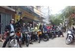 Hanoi motorcycle : 95 Ham Tu Quan - Hoan...