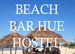 Beach Bar Hue backpacker hostel accommodation