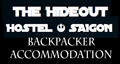 Backpacker accommodation at The Hideout Hostel Saigon Ho Chi Minh City